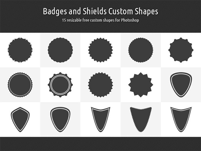 Badges and Shields